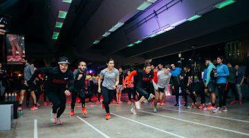 Nike Zoom Squad Argentina - Evento Presentación