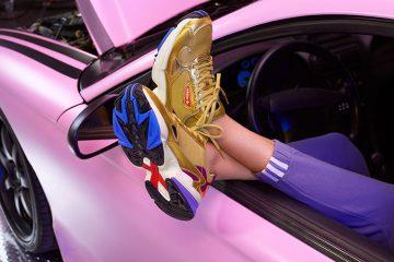 adidas Originals Falcon en Argentina - Kylie Jenner