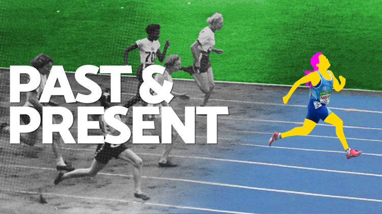Past & Present: Athletics en Olympic Channel