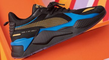 PUMA x Hot Wheels disponible en Argentina!