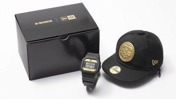 G-Shock x New Era - Reloj disponible en Argentina