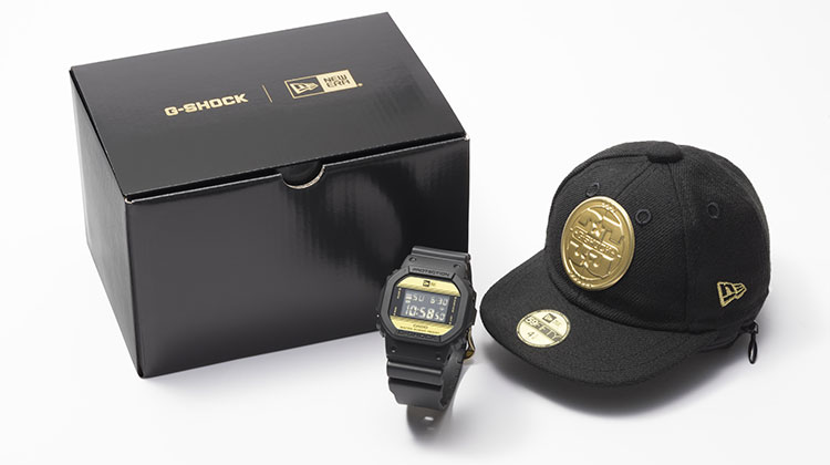 G-Shock x New Era - Reloj disponible en Argentina