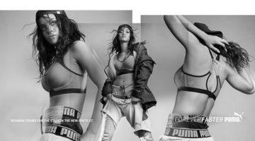 Rihanna Puma Forever Bolder