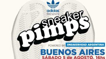 Sneaker Pimps Argentina