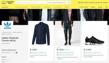 adidas Originals - Tienda Oficial Mercado Libre