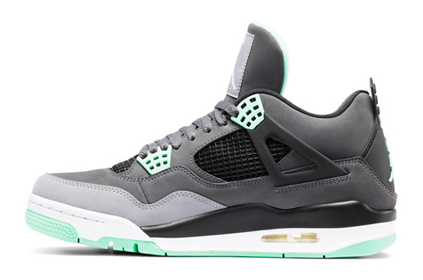 Air-Jordan-4-GREEN-GLOW-laterial-interior