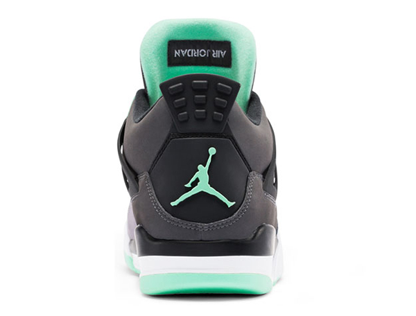 Air-Jordan-4-GREEN-GLOW-talon