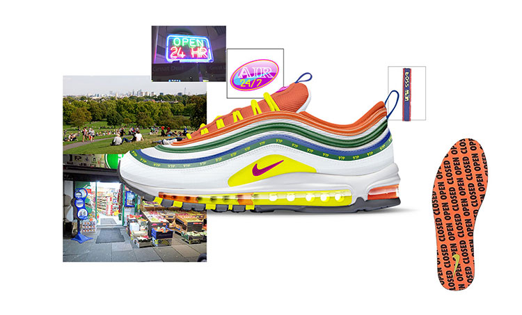 LONDRES - Summer Of Love - Nike On Air