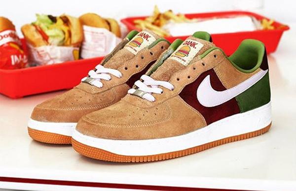 Nike AF1 Dank Burger 02