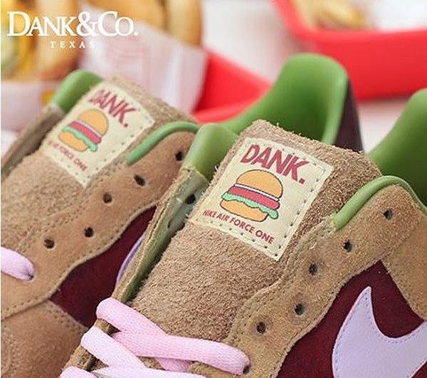 Nike AF1 Dank Burger