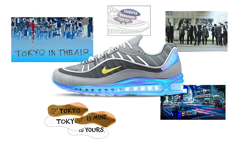 TOKYO - In The Air - Nike On Air