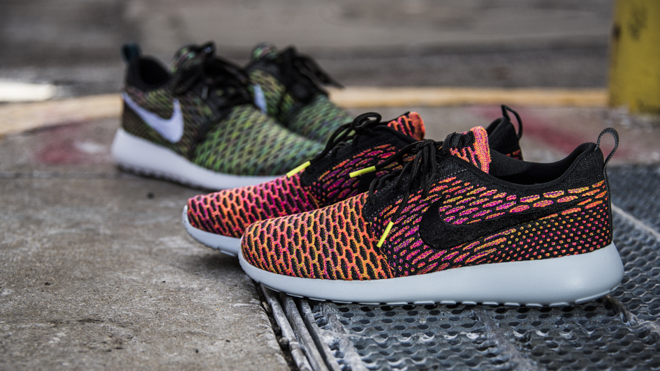 Womens-Roshe-One-Flyknit-Casual-Shoes-4