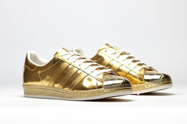 Adidas Superstar 'Gold'