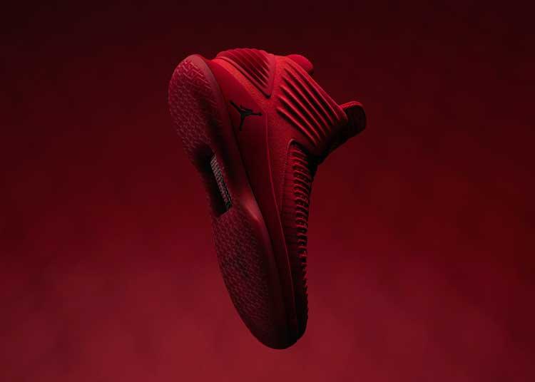 Nuevas zapatillas Air Jordan XXXII