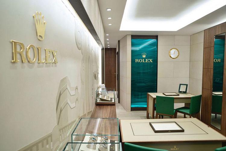 Boutique Rolex Argentina - Av. Alvear