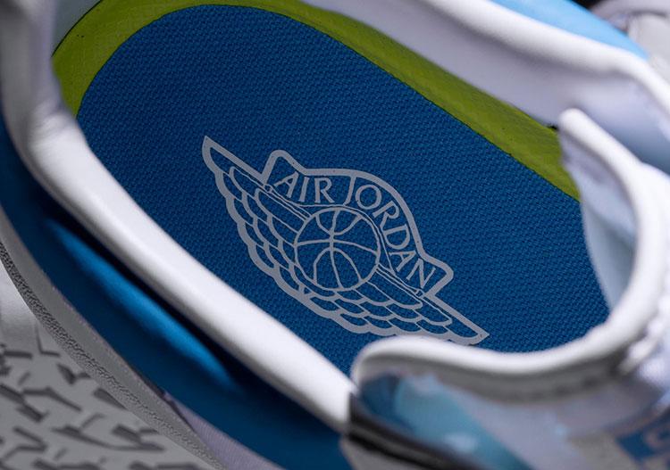 "Air Jordan x Converse Pack - Jordan 2 ""Alumni Game"""