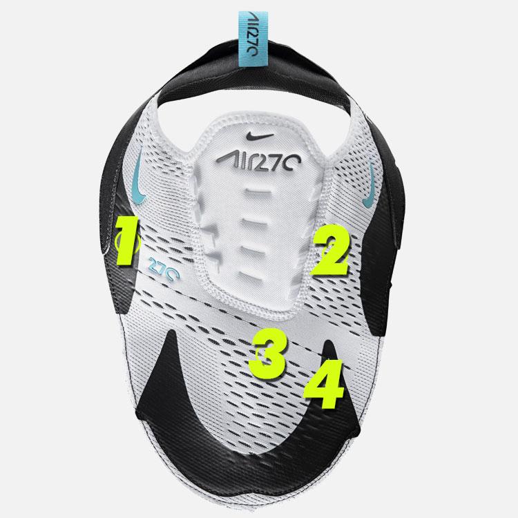 air max 270 verdaderas