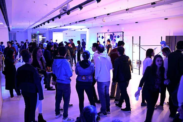 Evento adidas Originals - presentación EQT - Faena Art Center