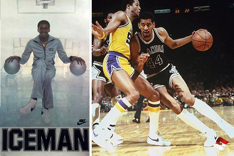 "George ""The Iceman"" Gervin"