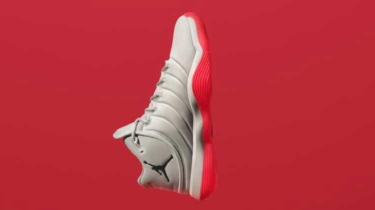 Jordan Super Fly 2017 con Nike React