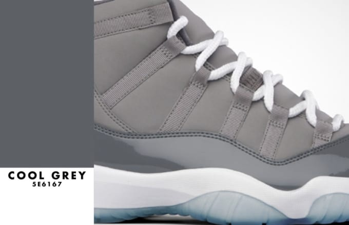 Cool Grey - Air Jordan XI