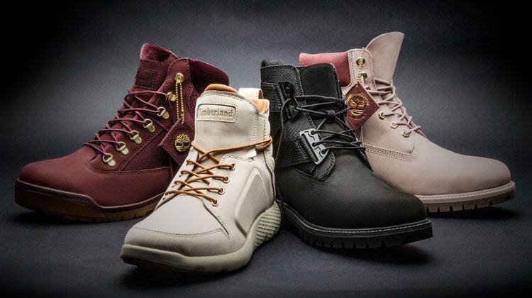 "Nas x Foot Locker x Timberland ""Legends Club Collection"""