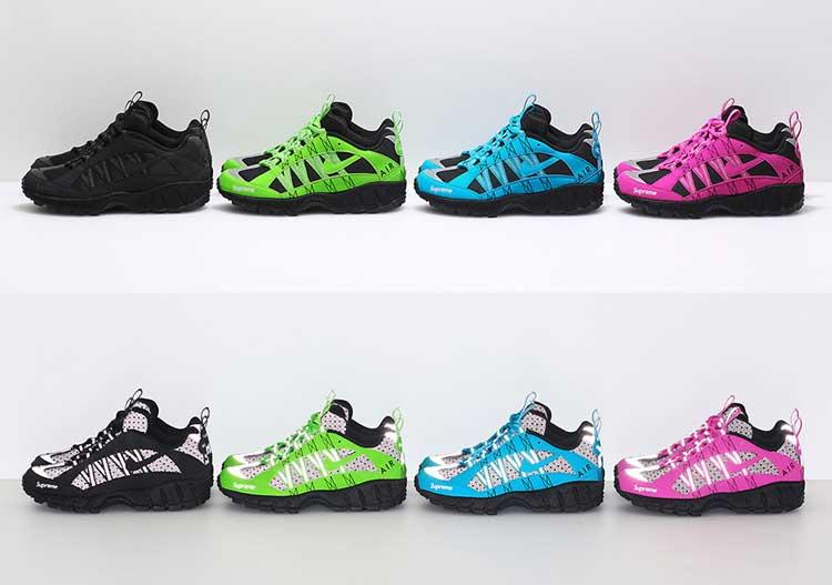 Nike Air Humara x Supreme