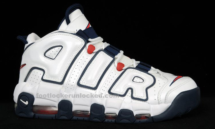 "Nike Air More Uptempo ""Alt USA"""