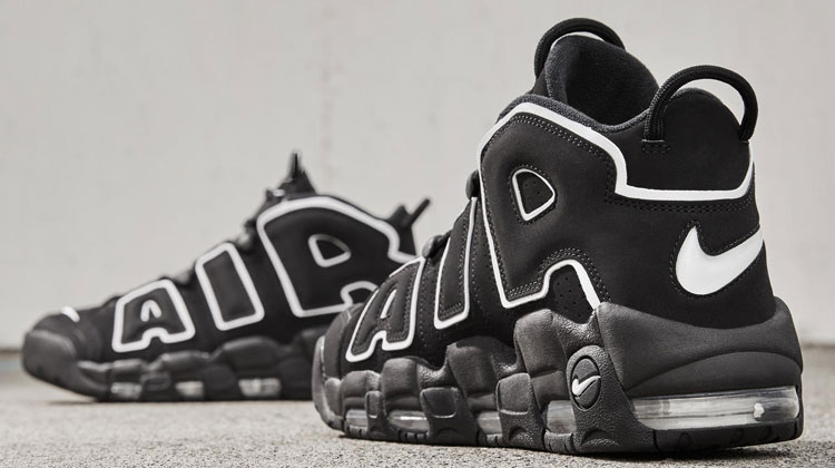 detailed pictures 3c07a 77e52 Nike Air More Uptempo Retro OG 2016