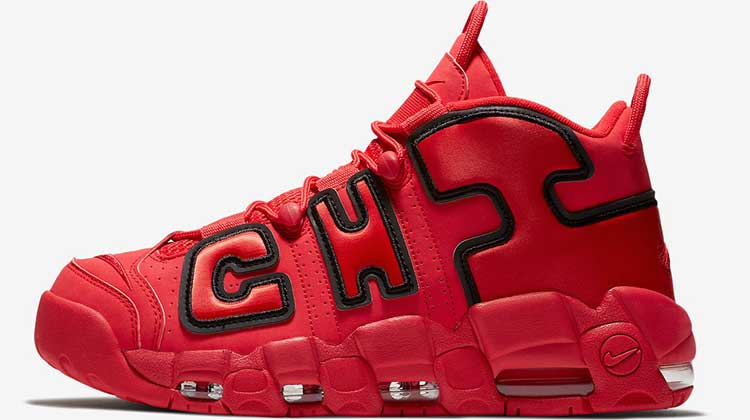 "Nike Air More Uptempo ""Chicago"""