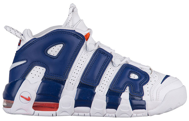 "Nike Air More Uptempo ""Knicks"""