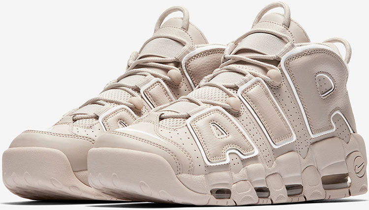 "Nike Air More Uptempo ""Light Bone"""