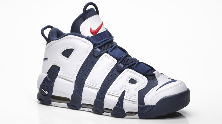 328e3741ccf26 Colorways icónicos de las Nike Air More Uptempo