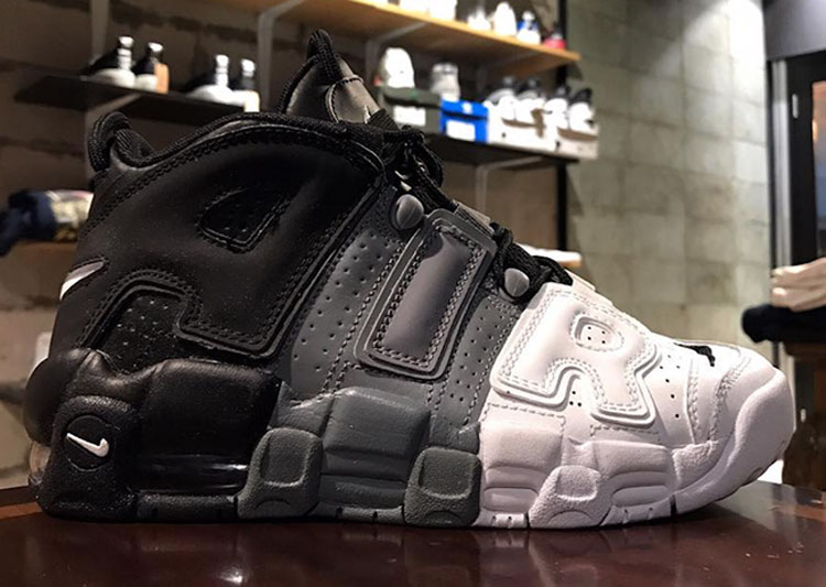 "Nike Air More Uptempo ""Tri-Color"""