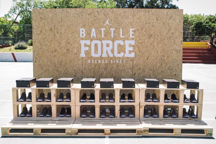 Nike Battle Force - Básquet 3x3 - Argentina