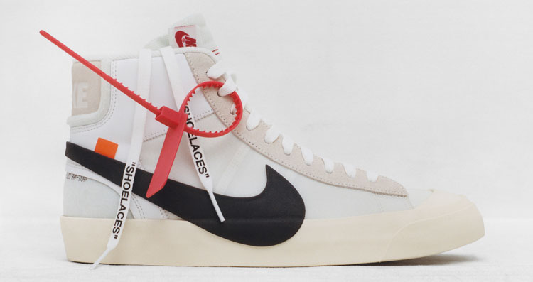 Nike Blazer - Virgil Abloh - The Ten