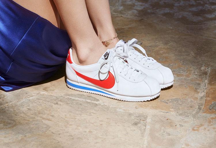 Nike Cortez 45 Aniversario x Bella Hadid