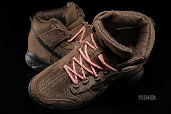 nike-dunk-high-oms-military-brown-dark-khaki-black-par-cordones-rosa