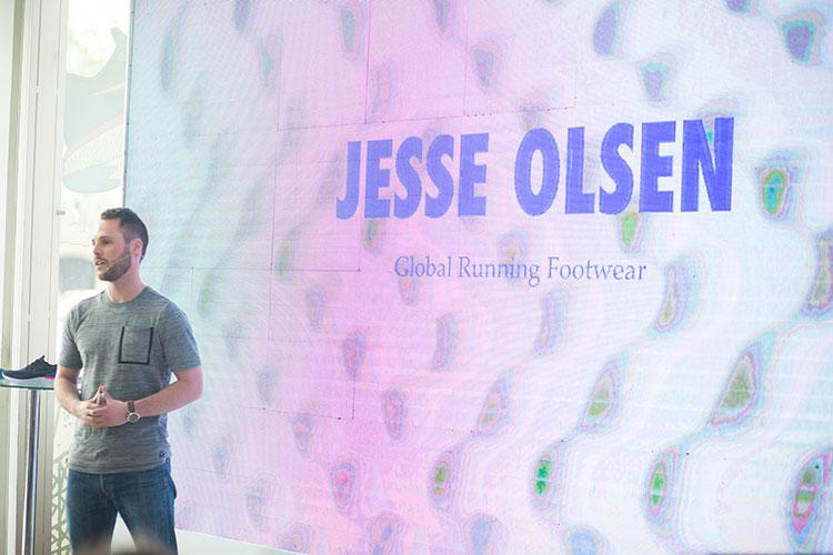 Nike presentó a Jesse Olsen en la #HouseOfGo de Buenos Aires