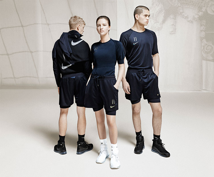 Nike x Kim Jones - Football Reimagined Collection