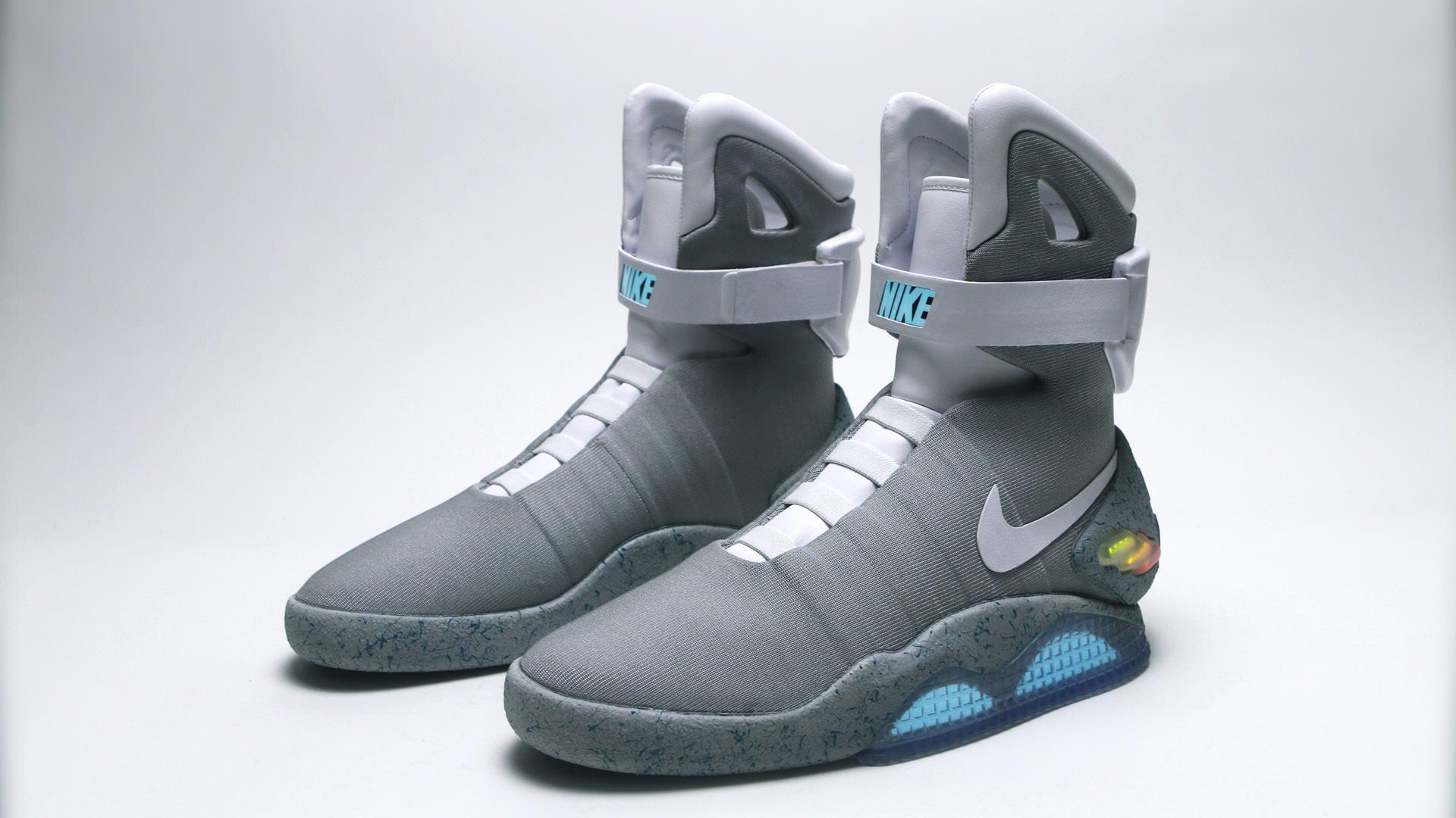 premium selection fbb92 14343 10 cosas que no sabias acerca de las Nike MAG   SneakerHead Argentina