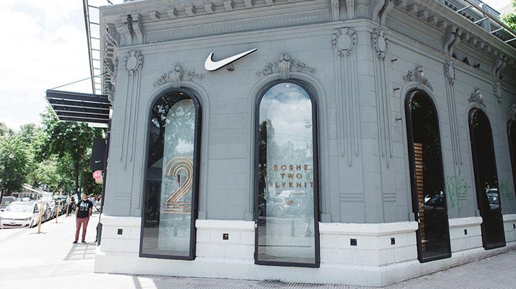 Locales, tiendas y outlets de Nike en Argentina