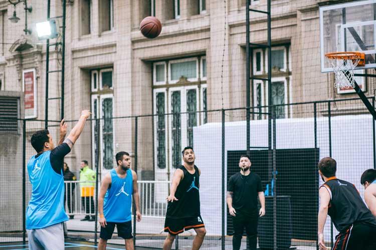 Presentación oficial de Jordan en Argentina