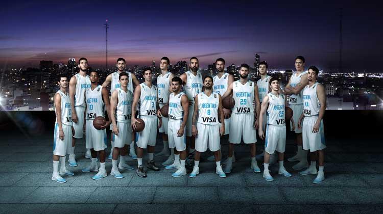 Selección Argentina de Basketbol - Jordan Brand