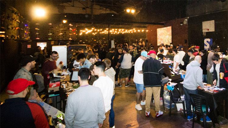 Sneaker Pimps Buenos Aires 2017