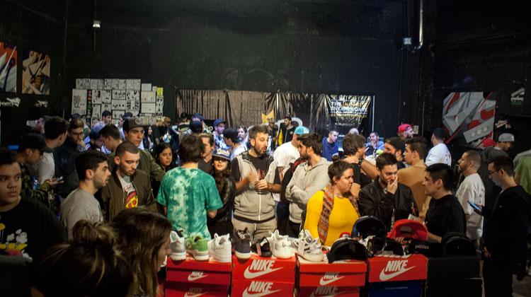 Sneaker Pimps en Buenos Aires