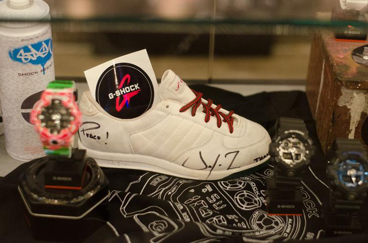 Sneaker Pimps - G Shock Argentina