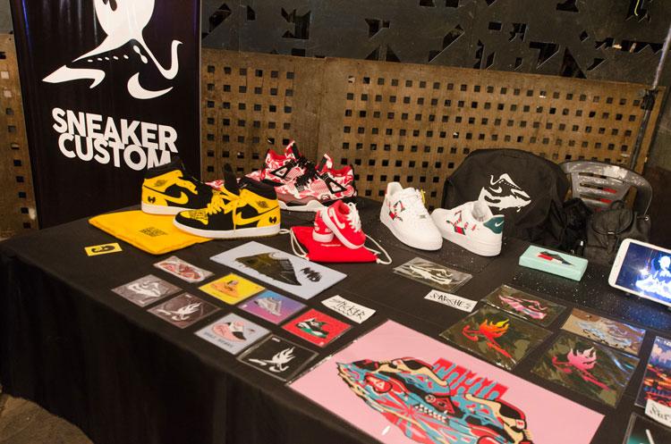 Sneaker Pimps - INKV Custom Sneakers