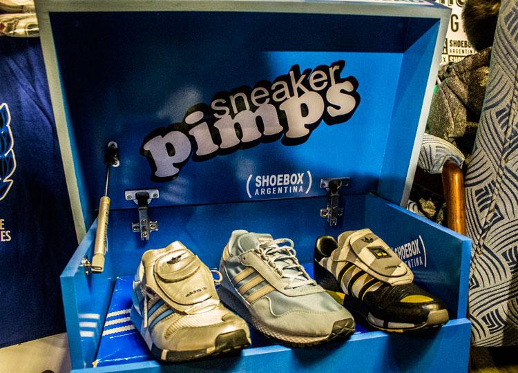 Sneaker Pimps - Shoebox Argentina