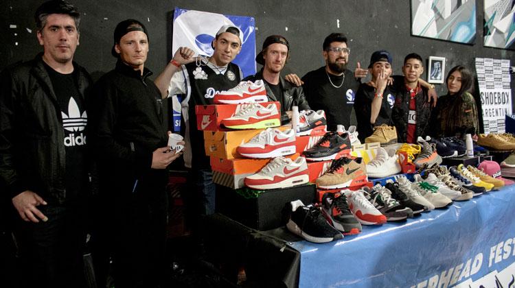 Sneaker Pimps x Sneakerhead Argentina